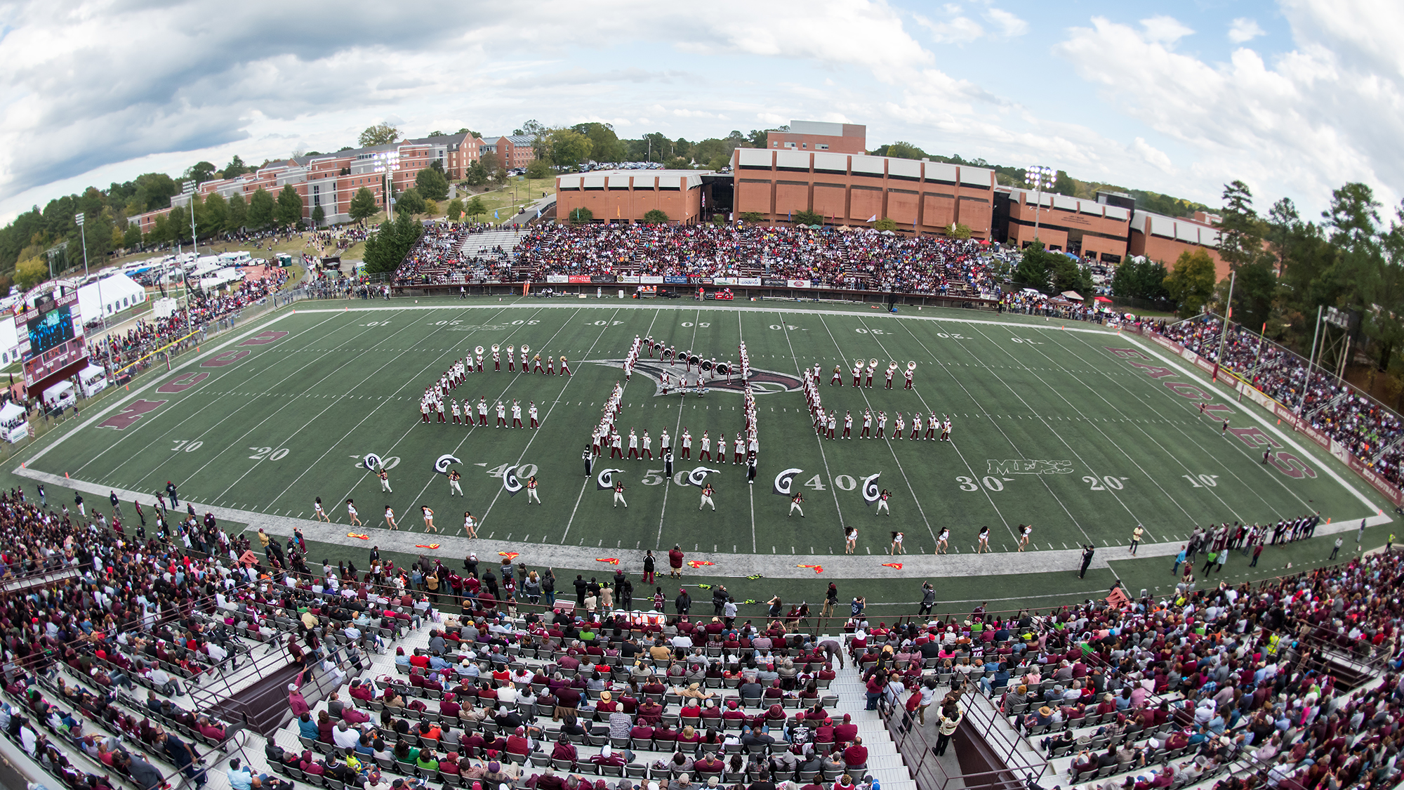 NCCU Football Game Day Reminders - North Carolina Central