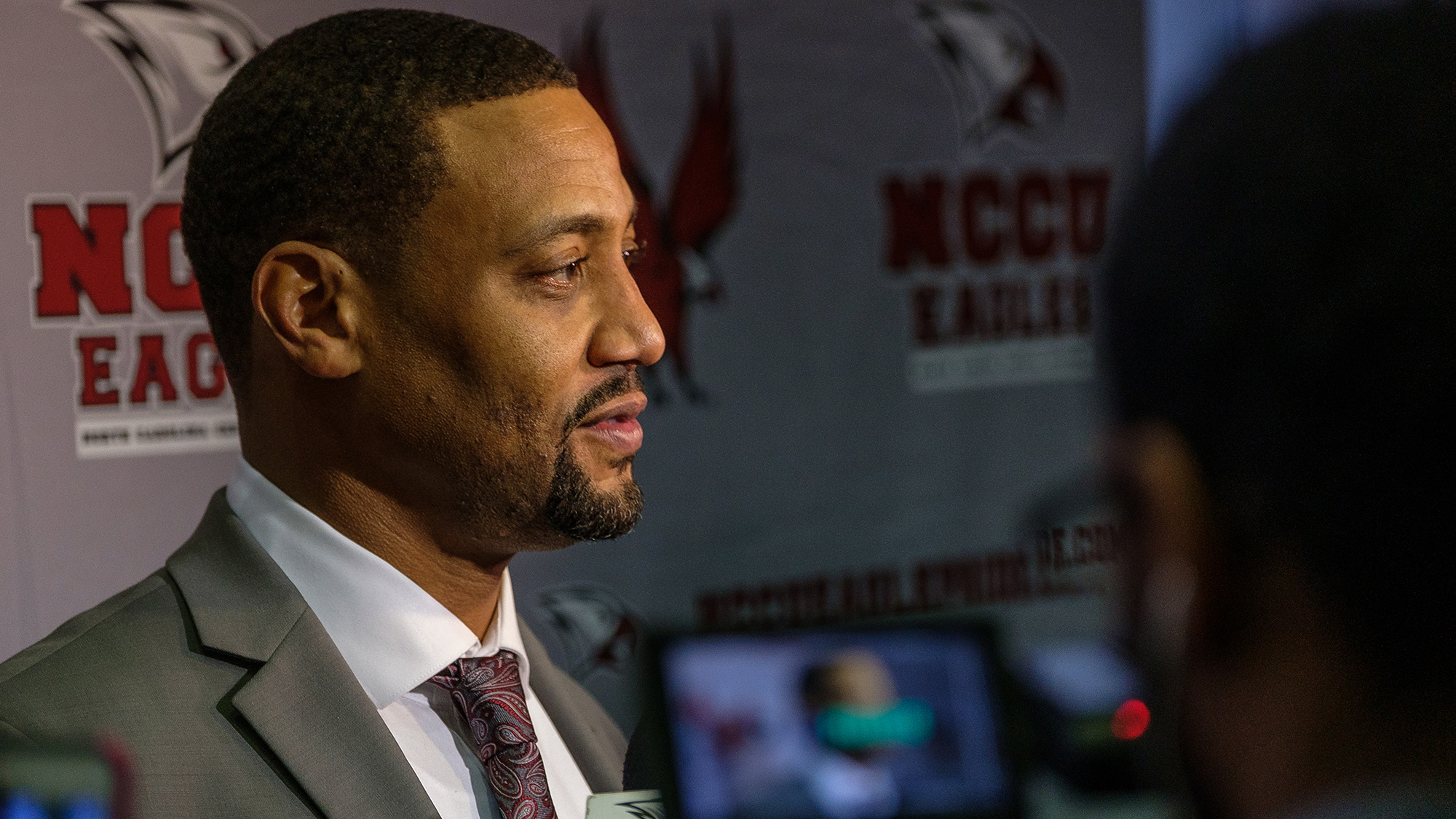 Nccu Football Head Coach Announces Five New Staff North Carolina
