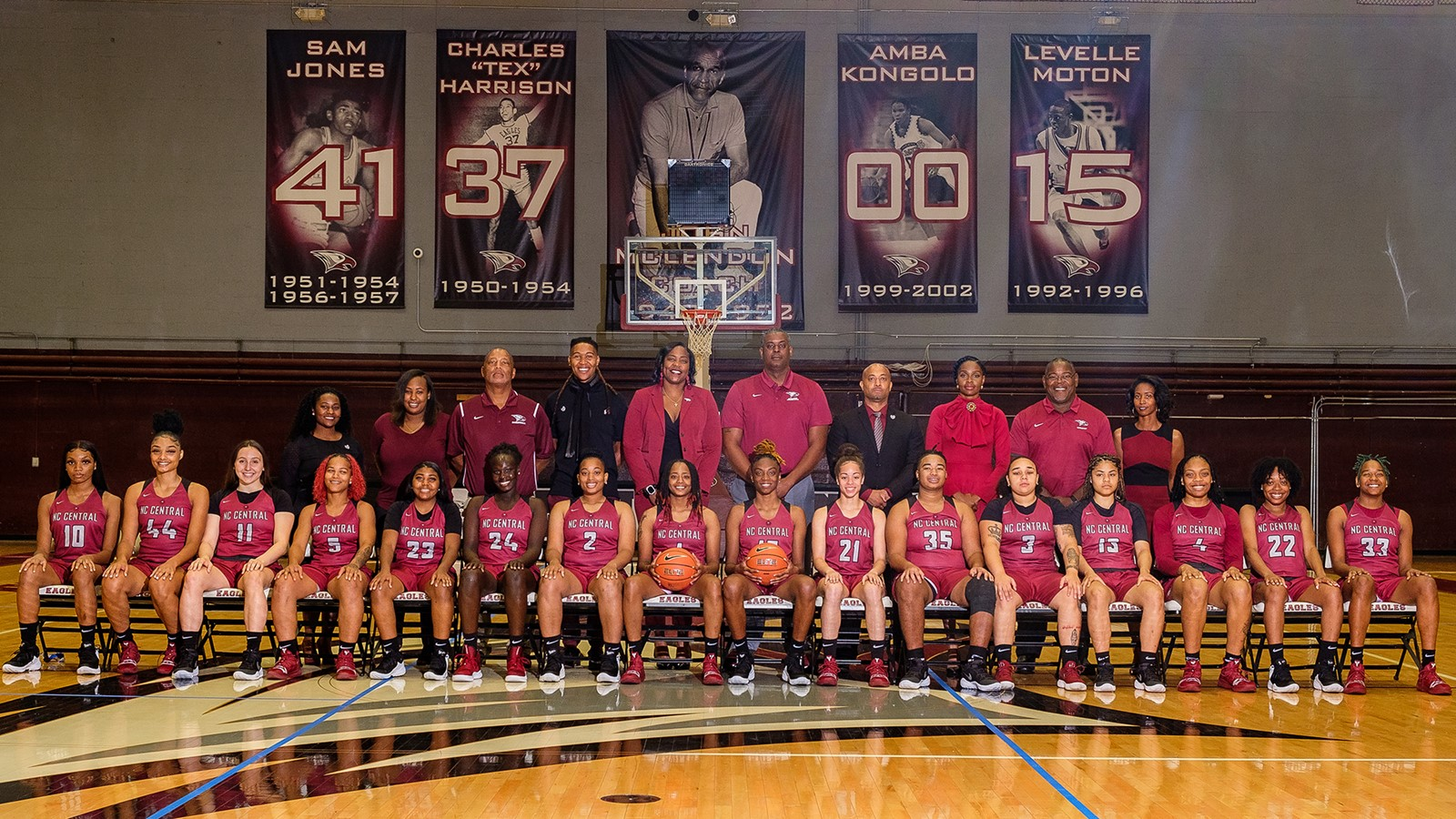2019 20 Women S Basketball Roster North Carolina Central University Athletics