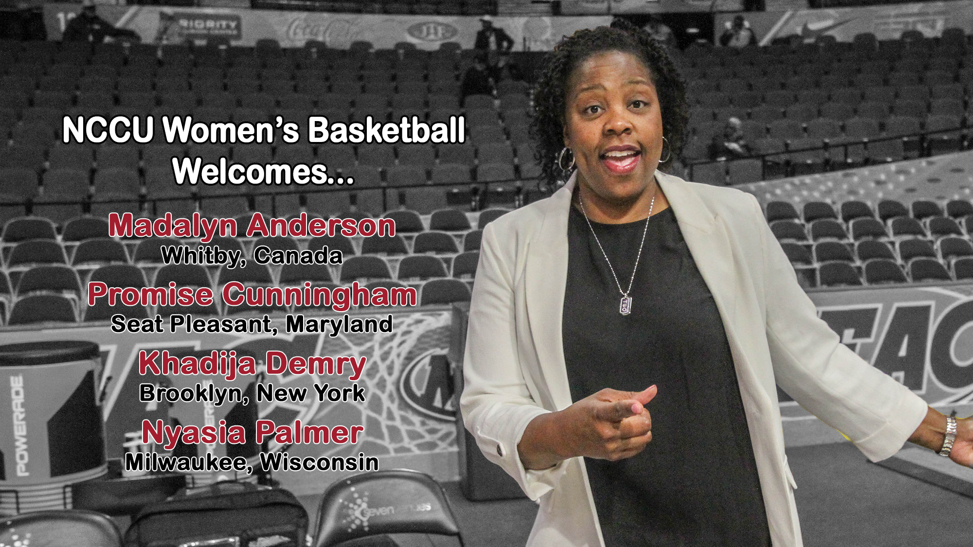 Nc Central Women S Basketball Inks Four More Recruits North Carolina Central University Athletics